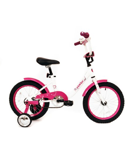 Pink 16&#039;&#039; Starlet Bicycle