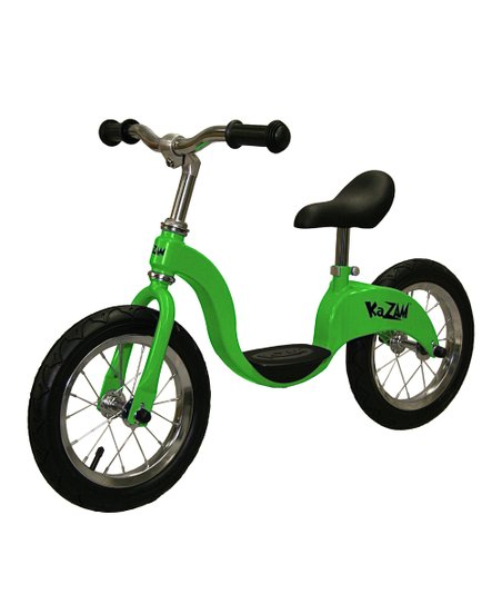 Green Balance Bicycle