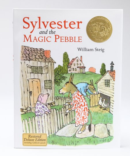 Sylvester and the Magic Pebble Hardcover