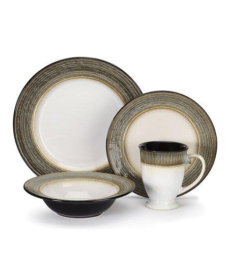 Loire 16-Piece Dishware Set