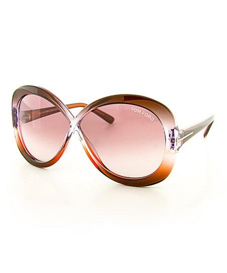 Brown & Rose Margot Sunglasses