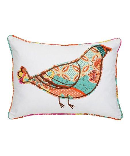 Bird Zanzibar Pillow