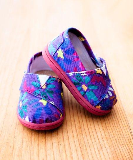 Purple Daisy Canvas Classics - Tiny