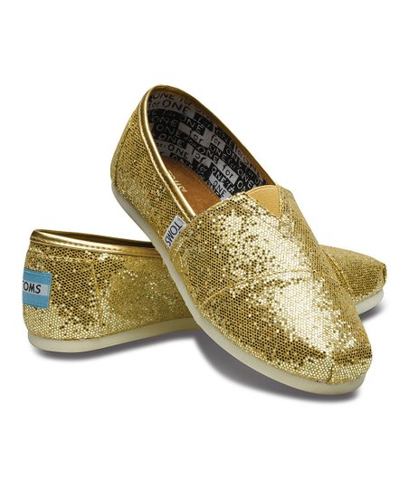 Gold Glitter Classics - Youth