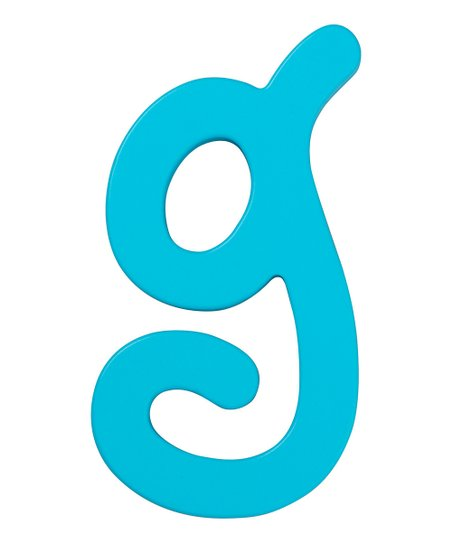 Preppy Letter G Wall Sign