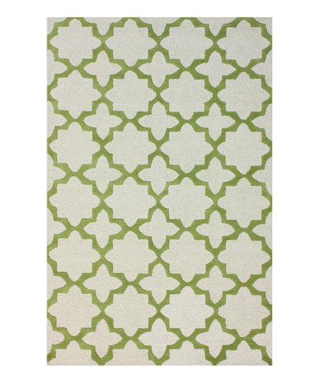 Green Tiffany Rug