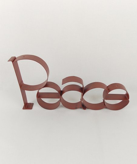 'Peace' Décor