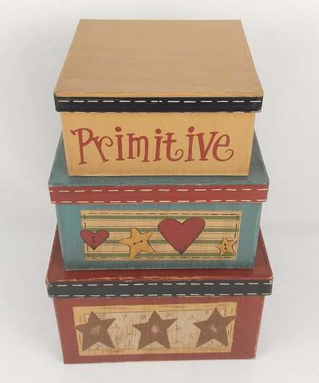 'Primitive' Box Set