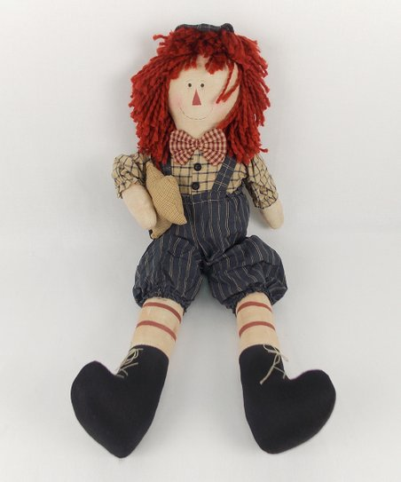Rag Doll Andy 24&#039;&#039; Plush Figurine