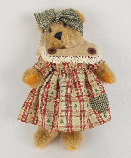 Teresa True Treasure Bear Plush Figurine