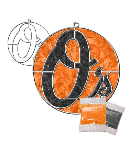 Baltimore Orioles Makit Bakit Ornament Kit