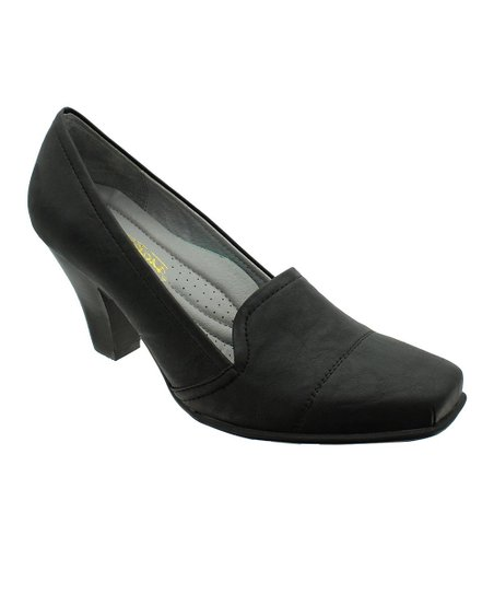 Black Grace Pump