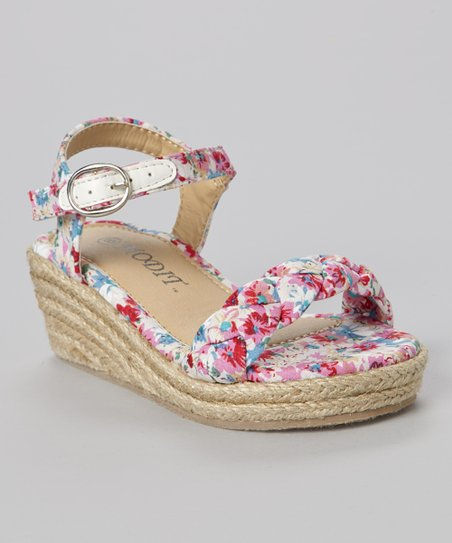 Pink Hawaii Sandal