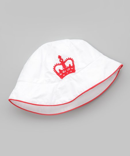 Powell Craft Crown Embroidered Sunhat