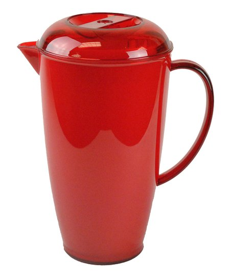 Candy Apple Pitcher