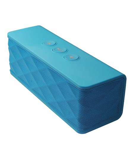 Blue Portable Bluetooth Speaker