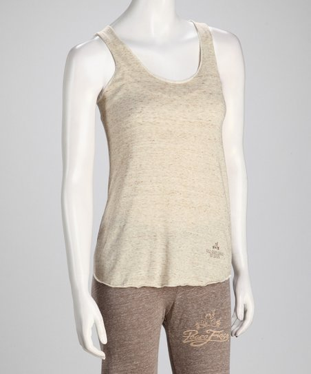 Maize 'All You Need' Eco-Heather Tank - Women