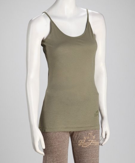 Moss 'Hope' Organic Camisole - Women