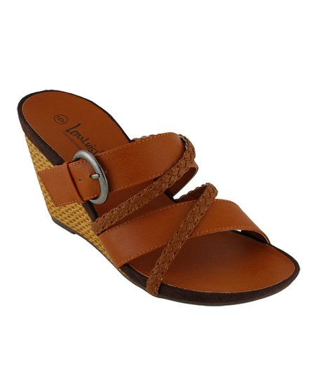 Brown Lucia Slide