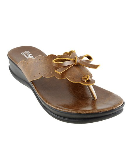 Brown Troy Sandal