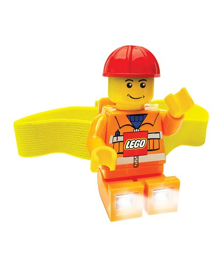 LEGO Construction Worker Headlamp