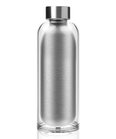 Silver Escape Bottle