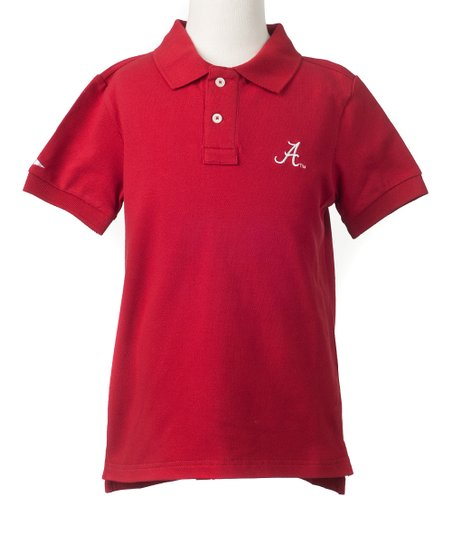 Alabama Crimson Tide Polo - Toddler & Boys