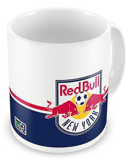 New York Red Bulls 11-Oz. Varsity Mug