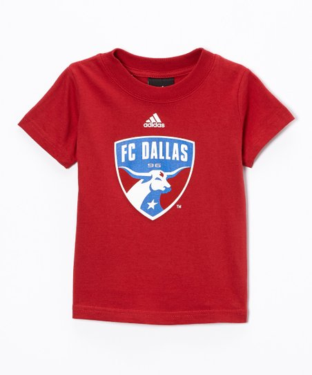 FC Dallas Red Logo Tee - Toddler
