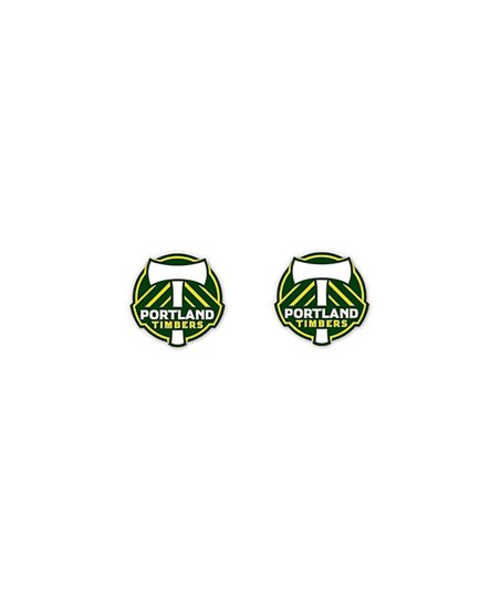 Portland Timbers Stud Earrings