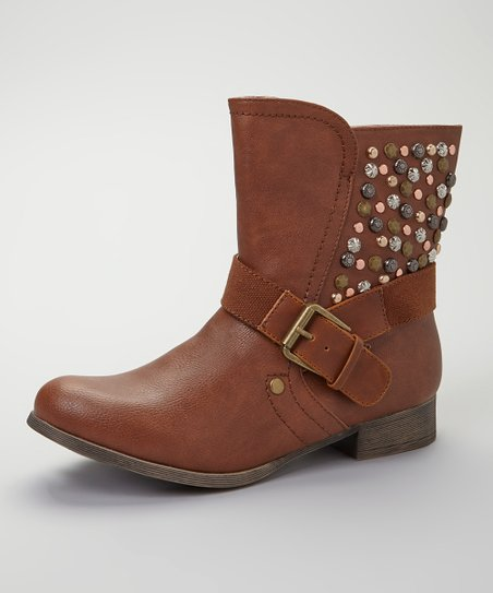 Brown Kanster Boot