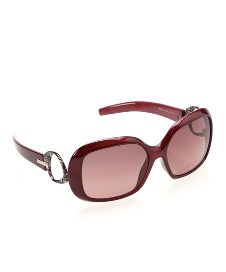 Red Single Ring Sunglasses