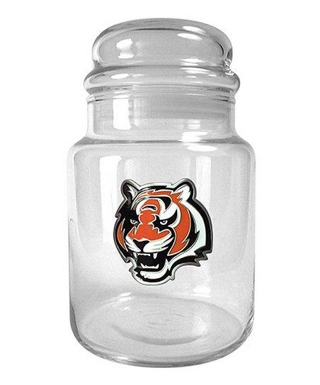 Cincinnati Bengals Candy Jar