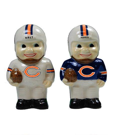 Chicago Bears Salt & Pepper Shaker Set