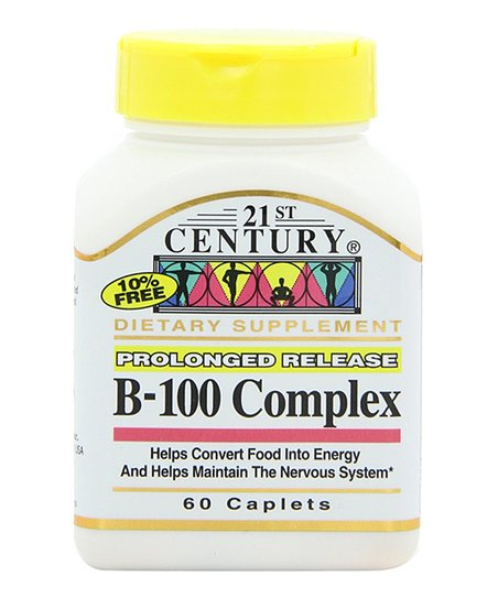 B-100 Complex Supplement – Set of Two