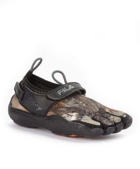 Camo EZ Slide Drainage Shoe - Kids