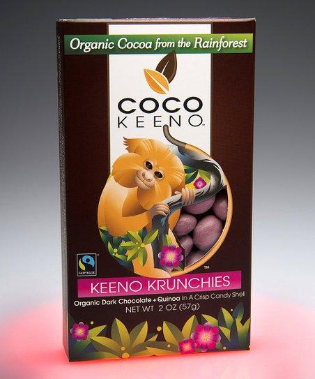 Organic Chocolate Quinoa Krunchies Box - Set of 12