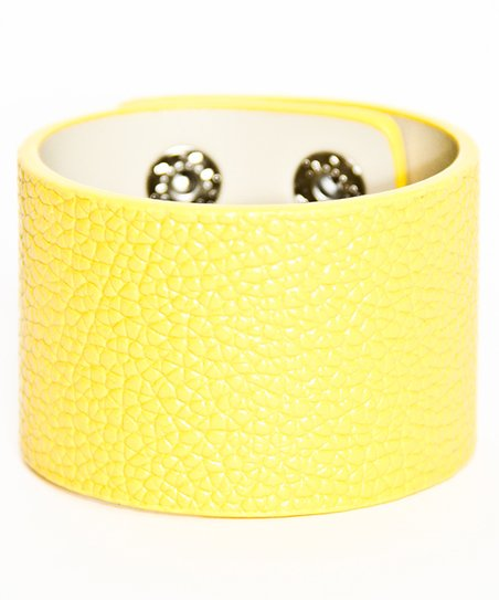 Canary Yellow Cuff