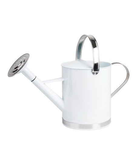 White Russian Flower Watering Can