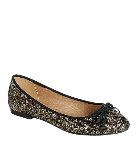 Copper Waranda-05 Sequin Flat