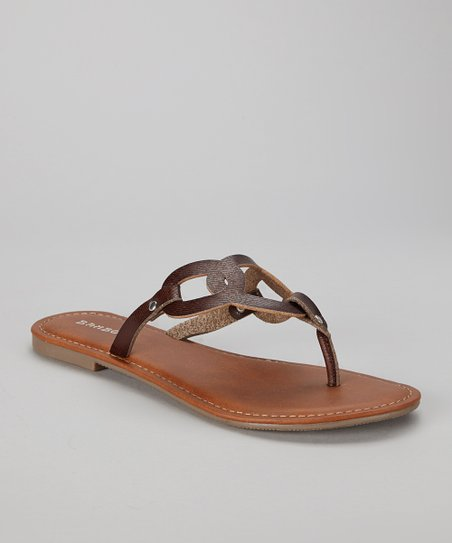 Brown Warner-09 Sandal
