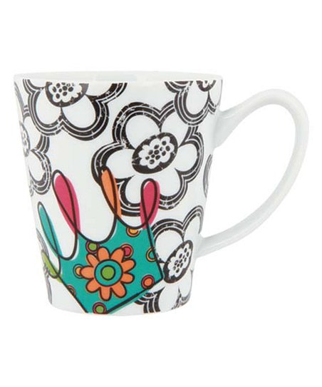 Crown Mascot Mug