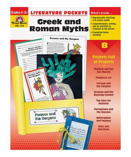 Greek & Roman Myths Literature Pocket Paperback