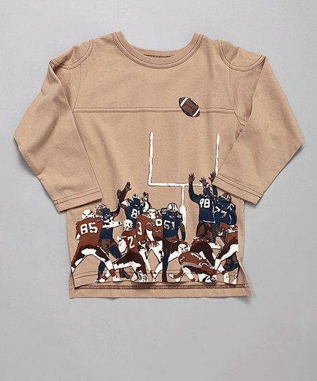 Camel Field Goal Tee - Boys