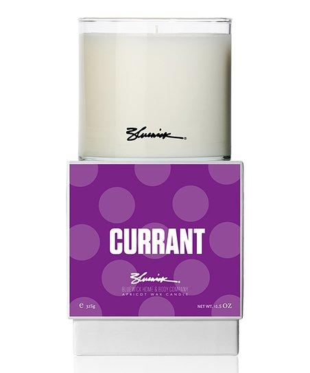 Currant Essentials Apricot Wax Candle