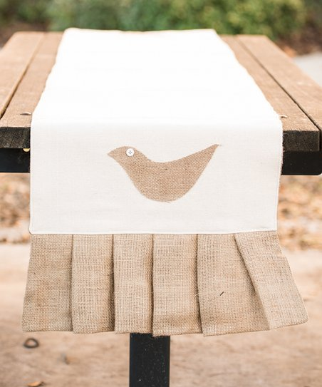 Bird 17'' x 90'' Table Runner