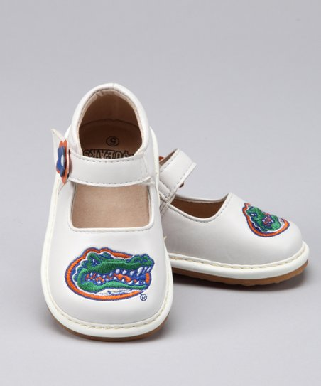 Florida Gators Squeaker Mary Jane