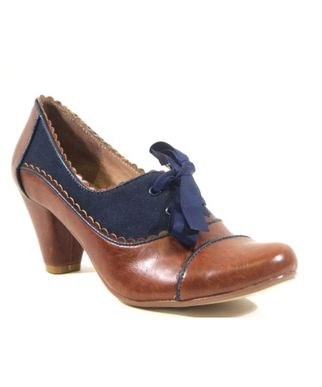 Cognac Madison Pump - Women