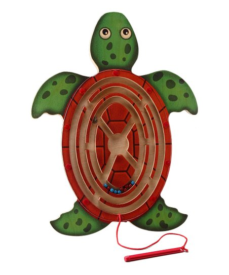 Magnetic Turtle Maze