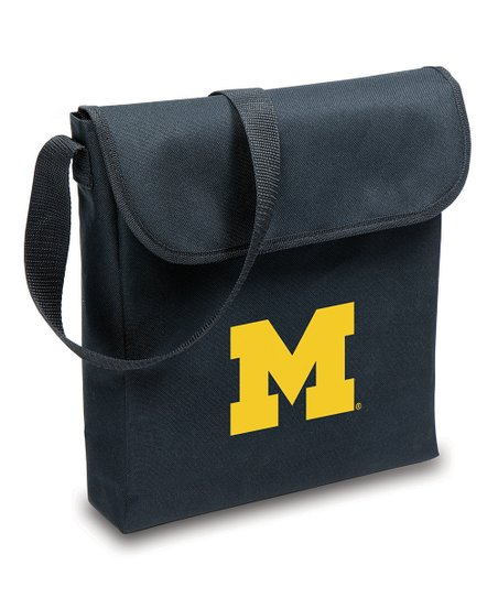 Michigan Wolverines Folding Grilling Set